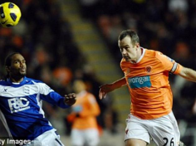 Birmingham bid again for Blackpool's Charlie Adam