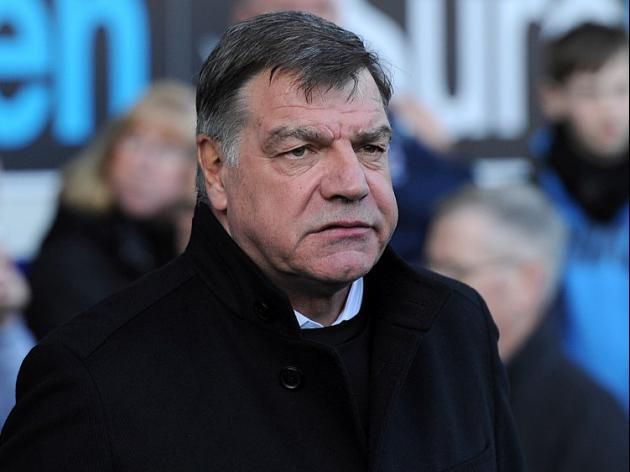Allardyce hopes for home comfort