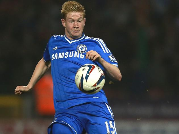 Hazard: De Bruyne needs a move