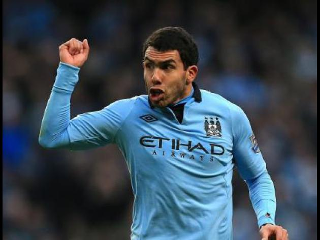 Carlos Tevez: I want to help Mario Balotelli