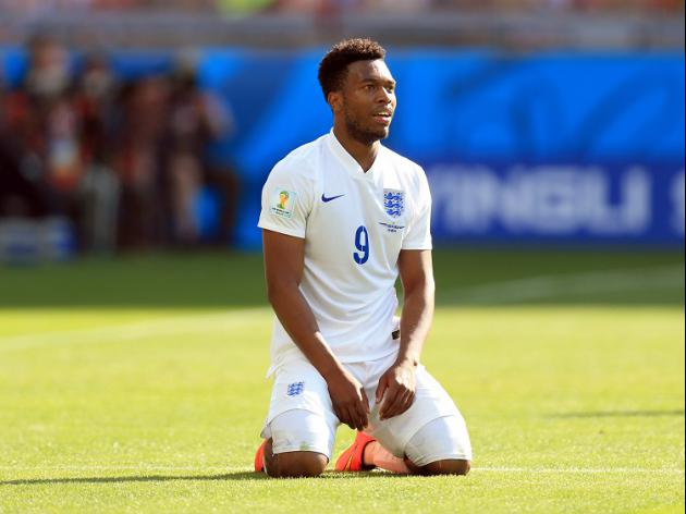 Poor England draw with Costa Rica