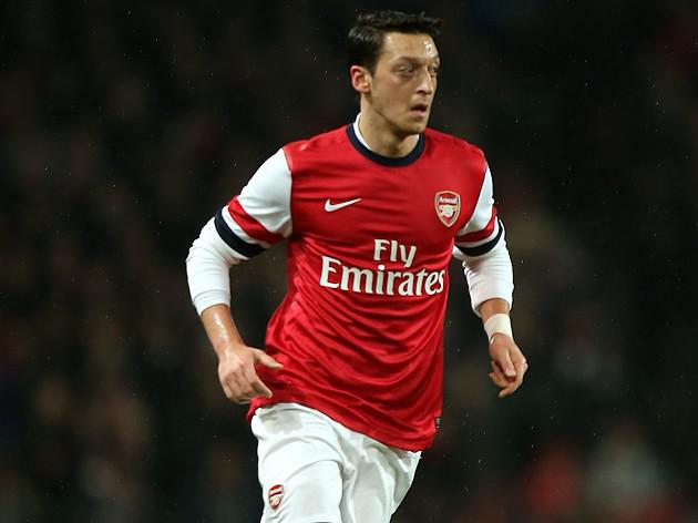 Premier League clubs dominate 2013 transfer markets as Arsenal, Chelsea and co spend big