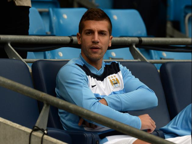 Arsenal to bid for Manchester City defender Matija Nastasic if Thomas Vermaelen leaves club