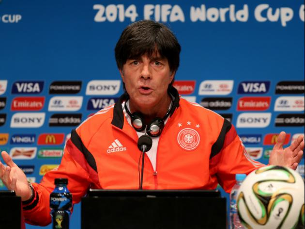 Loew distances himself from doping allegations