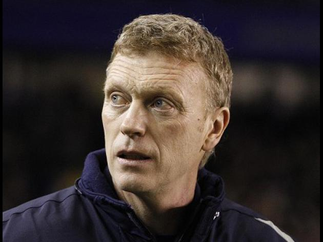 Moyes - Victory sweet for Everton