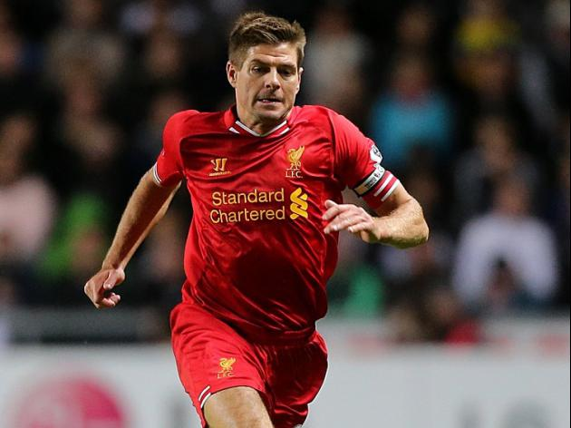 No Gerrard doubts for Hodgson