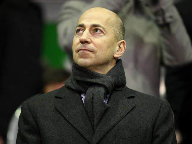 Arsenal chief Gazidis ready for 'big summer'