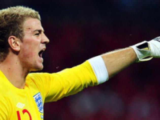 Hart has 'no idea' over WC chances