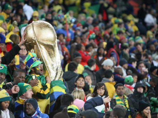 Brazil - World Cup 2014: The Challengers