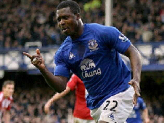 Yakubu strikes as Toffees edge Potters