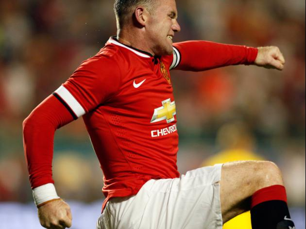 Louis van Gaal praises Wayne Rooney ahead of Manchester United's Premier League campaign