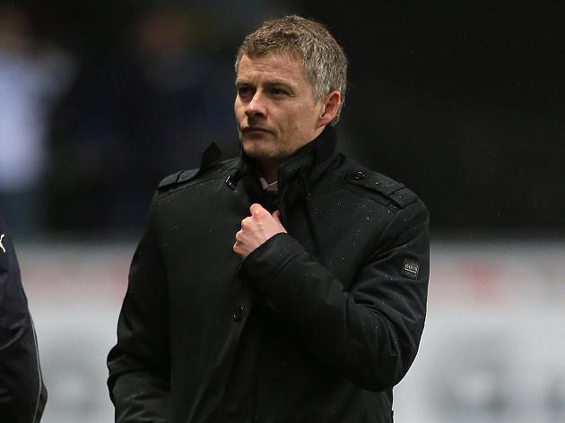 Solskjaer focused on the present