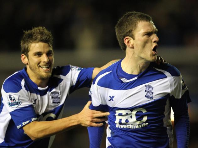 Birmingham City 2-2 Manchester City: Report