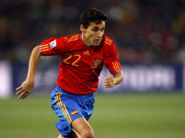 Nerveless Navas sends Spain into final