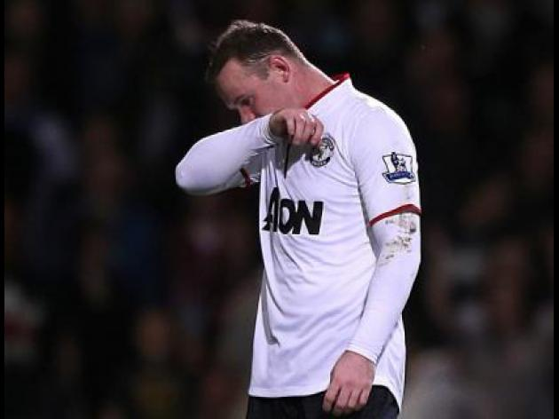 Manchester United quiet amid Rooney quit claims