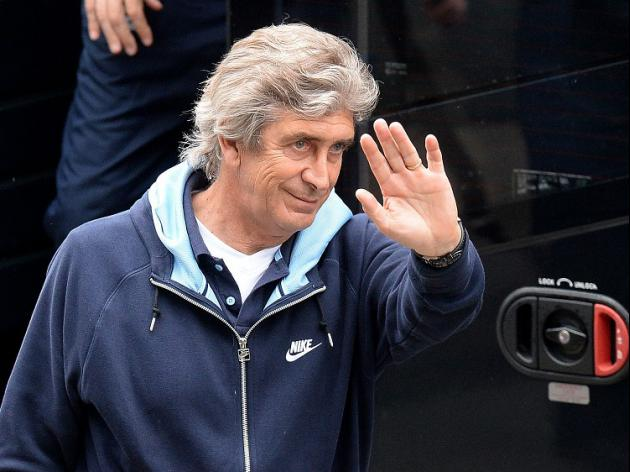 Pellegrini plays it cool