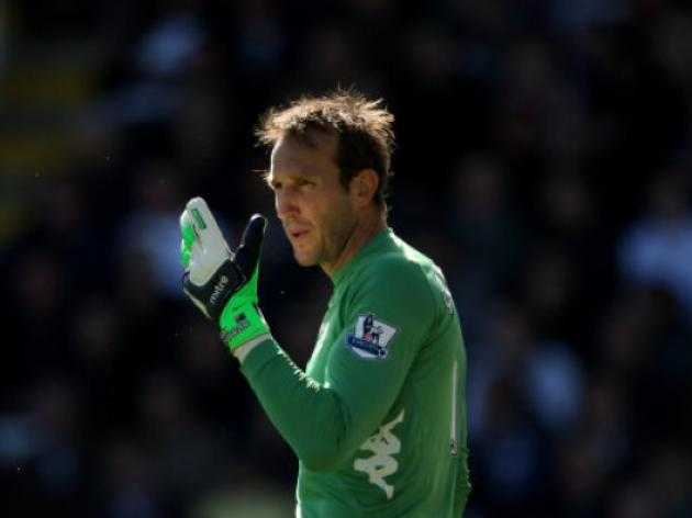 Football: Schwarzer says hes good enough for first 11