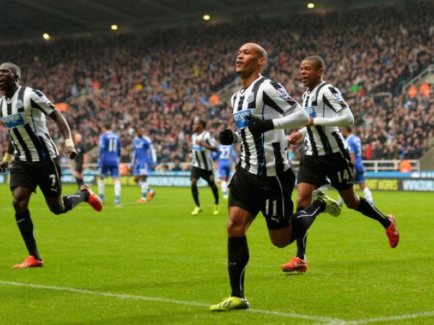 Newcastle V Stoke - LIVE