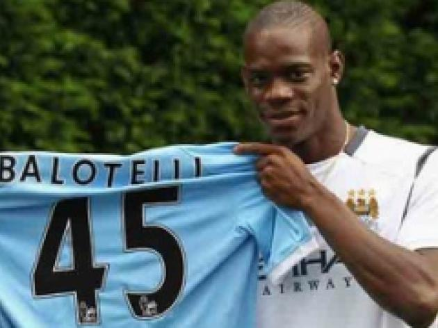 City reject Balotelli rumours