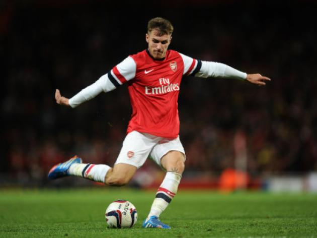 Aaron Ramsey tells Luis Suarez: I want my crown back
