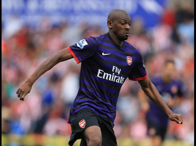 Wenger not worried about Diaby