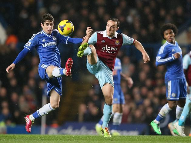 Chelsea held by West Ham
