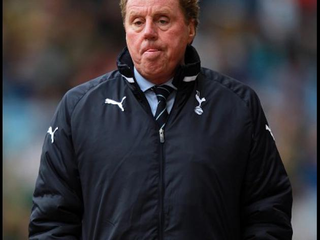 Harry Redknapp tops Ukraine manager wanted list