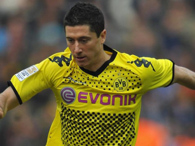 Lewandowski eyes place at Manchester United with Rooney's future uncertain