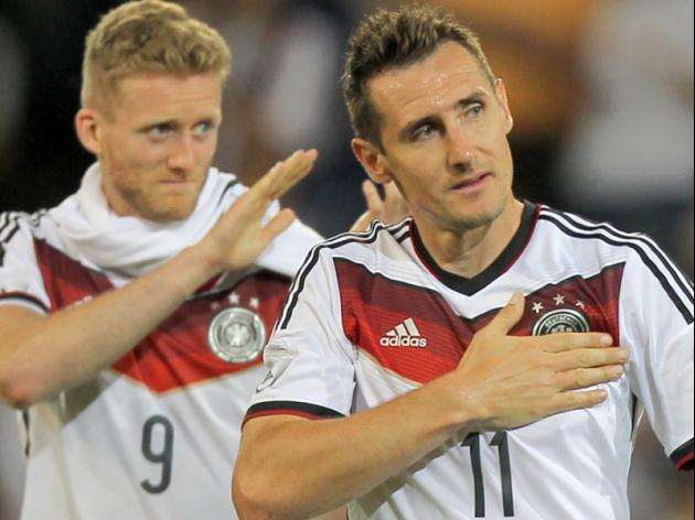Klose bids to leave lasting mark on World Cup history