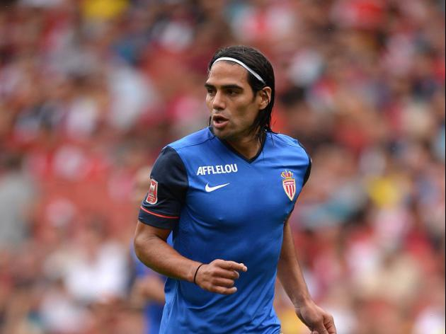 Falcao's father makes Madrid claim