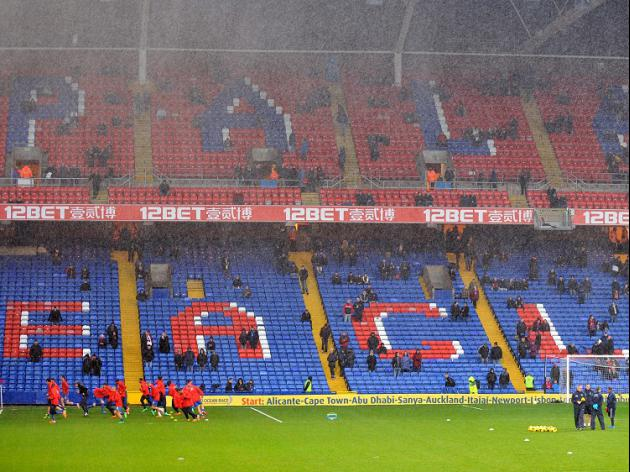 Palace fined over Cardiff 'spy row'