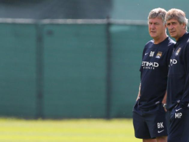 Pellegrini confident of City credentials