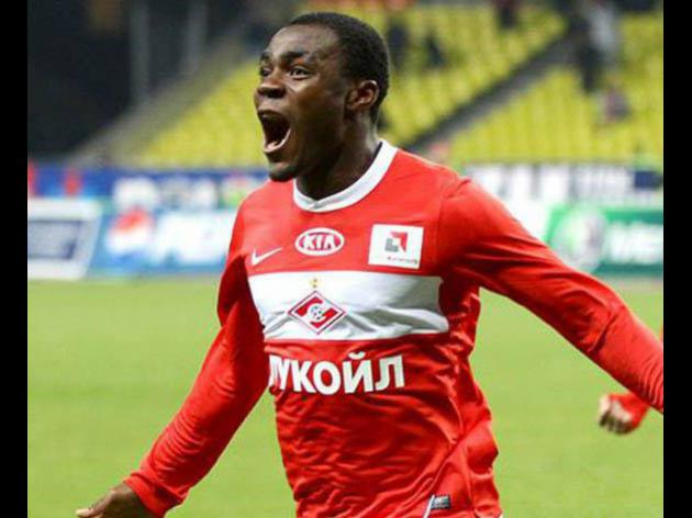 Spartak beat Ural to go top in Russia