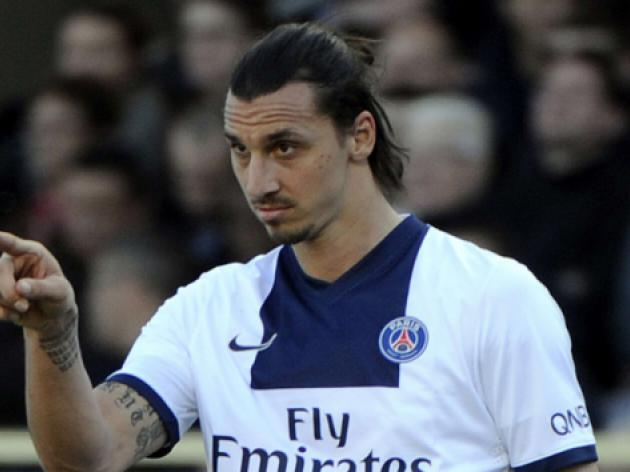 Ibrahimovic shines as PSG continue to cruise