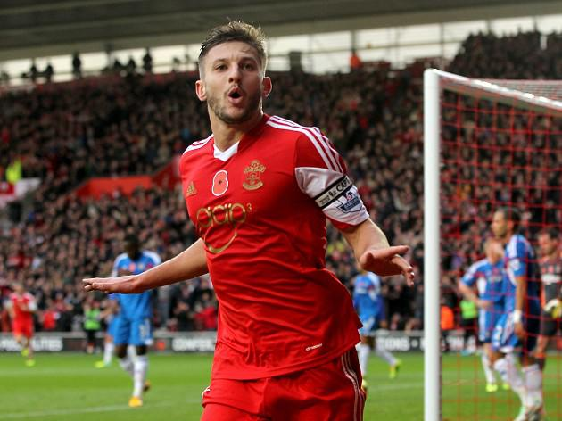 Lallana reflects on 'proud week'