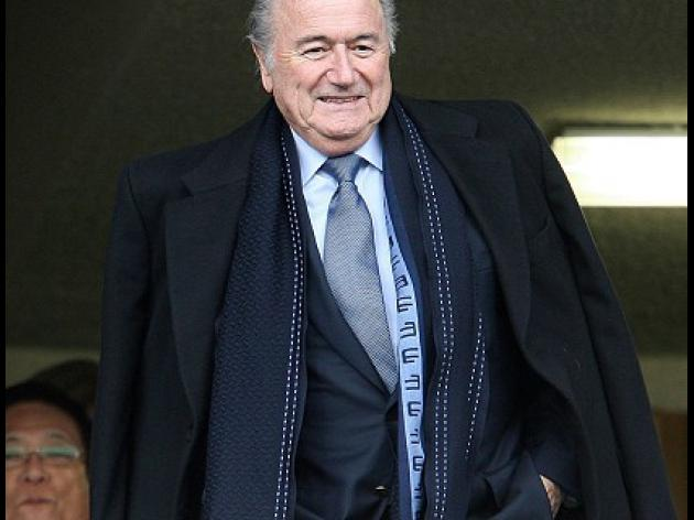 Blatter to strip Havelange role