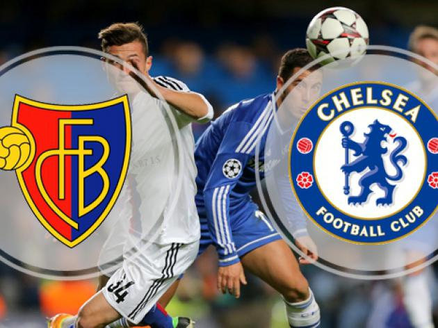 Basel v Chelsea : Champions League Match Preview