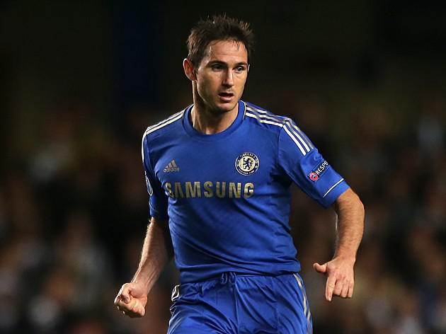 Lampard hints at Blues exit
