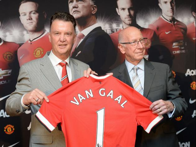 United biggest club: Van Gaal