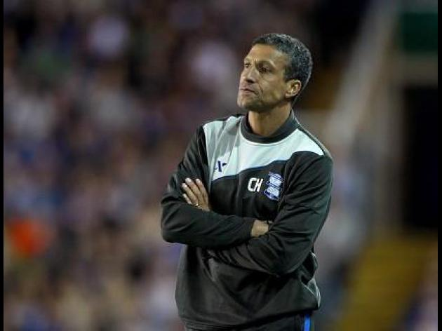 Hughton hails battling Blues
