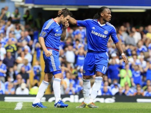 Ultimate Premier League Strike Partnerships: 2 - Didier Drogba - Frank Lampard