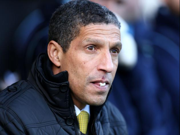 Norwich City sacked their manager Chris Hughton last night