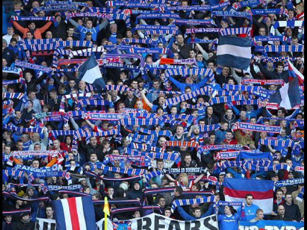Administrators appeal to Rangers fans
