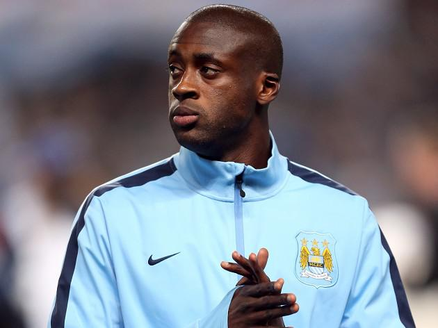 Toure target of racist chants