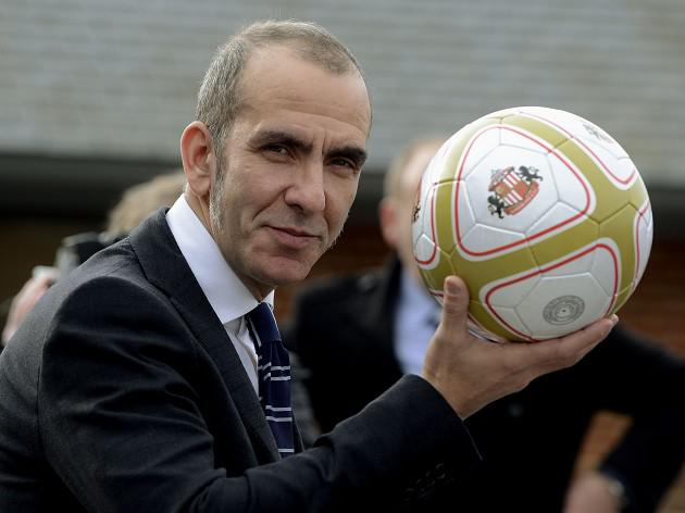Di Canio lays down the law and says strict rules for players