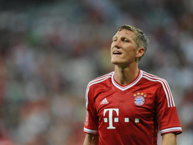 Bayern hopeful Schweinsteiger will face Chelsea