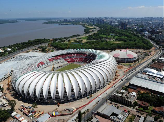 Fears over World Cup stadium