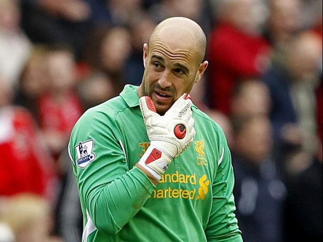 Pepe Reina wanted by AC Milan but 100,000-a-week wages could prevent deal
