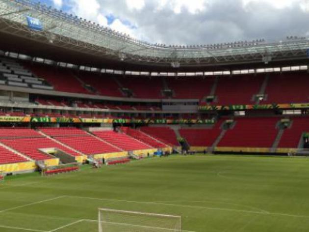 Arena Pernambuco - World Cup 2014