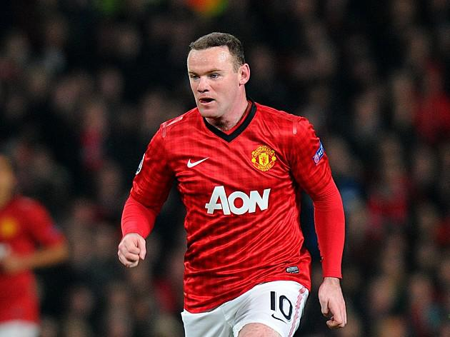 Rooney is going nowhere says Manchester United boss Ferguson